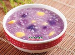 紫薯食谱图片