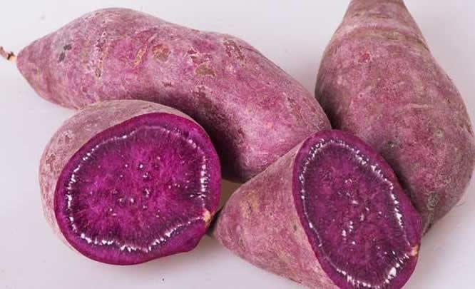 孕妇吃紫红薯好处多